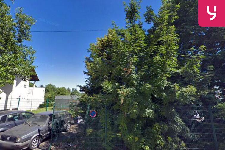 Parking Centre Hospitalier d'Arpajon - Arpajon souterrain