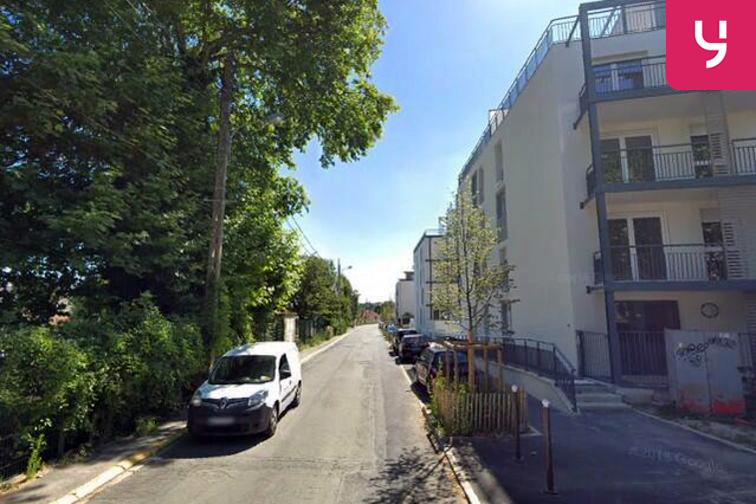 Parking Centre Hospitalier d'Arpajon - Arpajon caméra