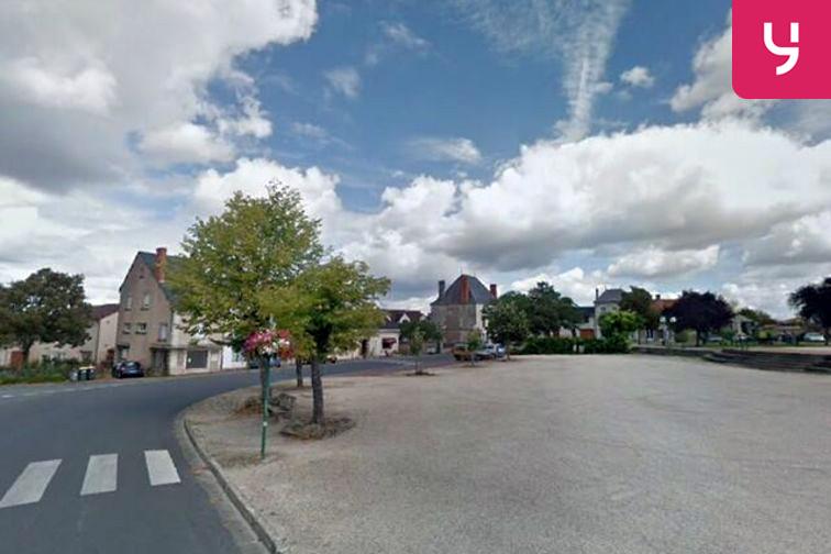 Parking Beffroi de l'Hôtel de Ville de Calais - Beaumont gardien