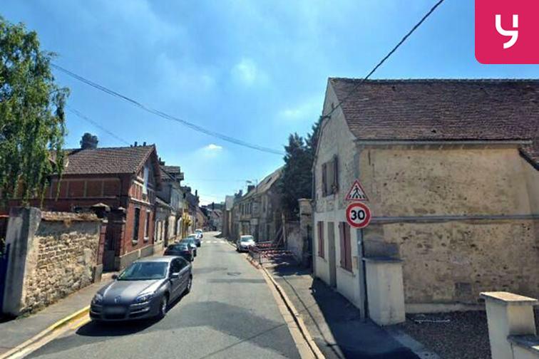 Parking Mairie de Chambly - Belfort location mensuelle