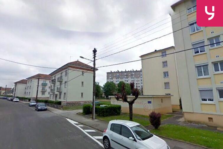 Parking Paul Bert - Besançon rue Romain Roussel