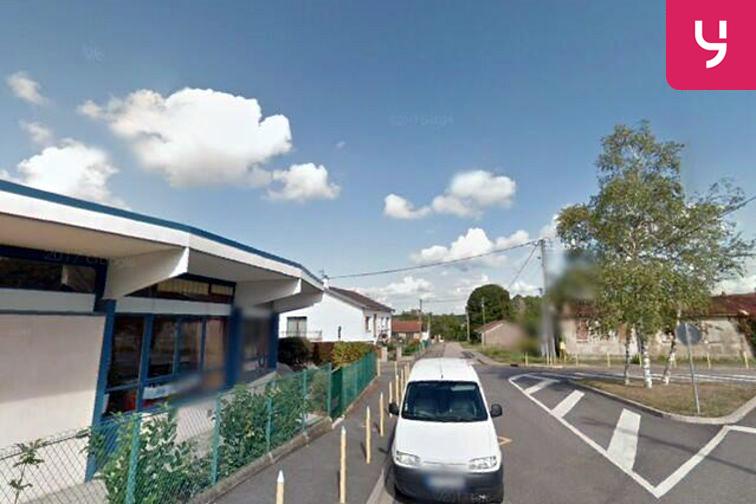 Parking Blainville-sur-l'Eau - Centre-ville - Blainville-sur-l'Eau location mensuelle
