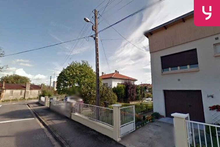Parking Blainville-sur-l'Eau - Centre-ville - Blainville-sur-l'Eau garage