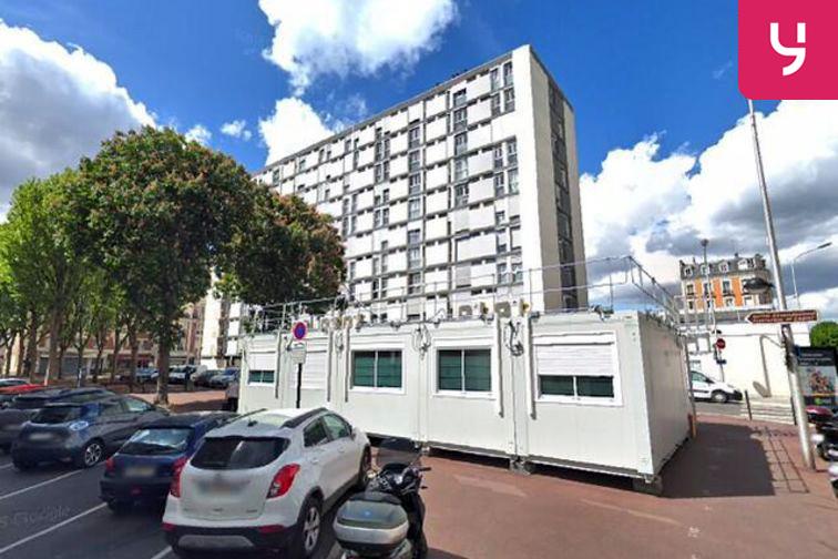 location parking Les Vallées - Bois-Colombes