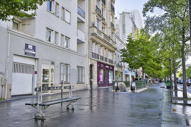 Parking Tolbiac - Paris 13 box