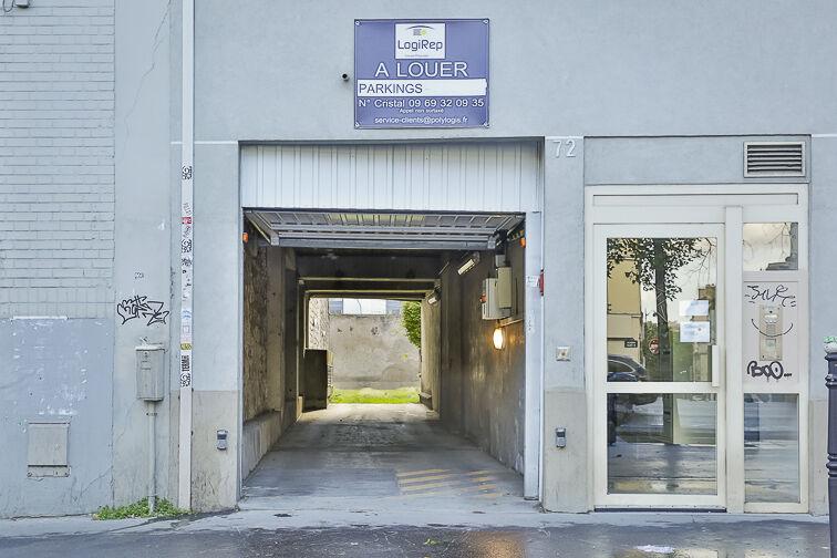 Parking Tolbiac - Paris 13 pas cher