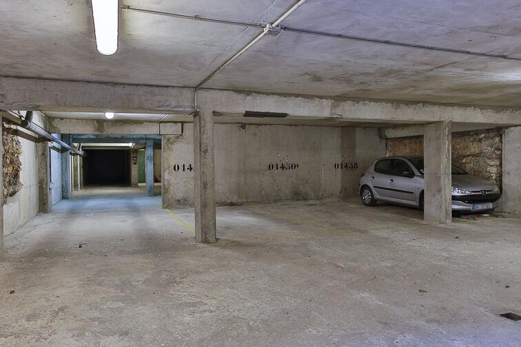 Parking Tolbiac - Paris 13 Paris