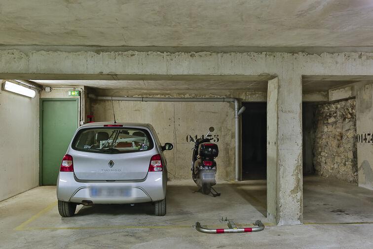 Parking Tolbiac - Paris 13 24/24 7/7