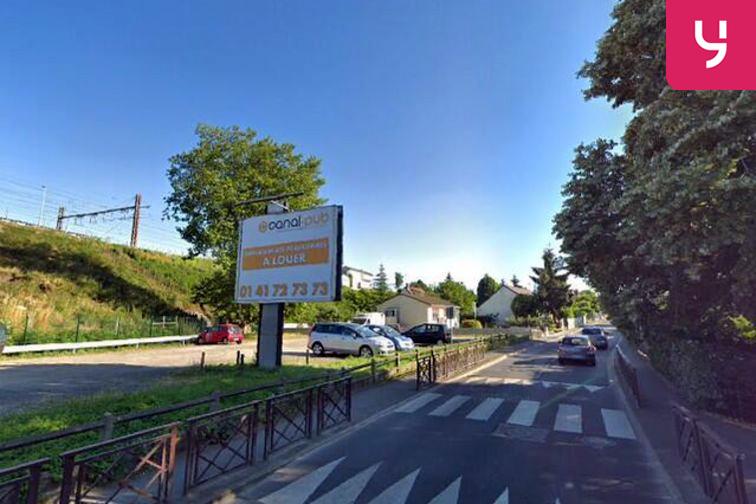 Parking Mairie - Brétigny-sur-Orge location mensuelle