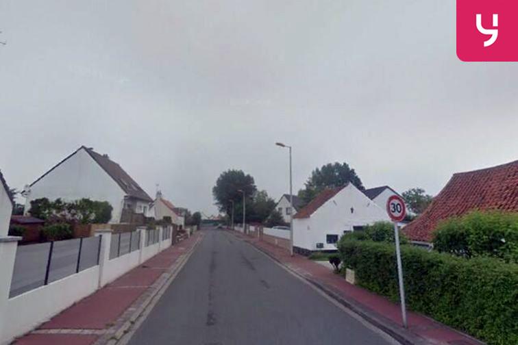 Parking Mairie - Calais en location
