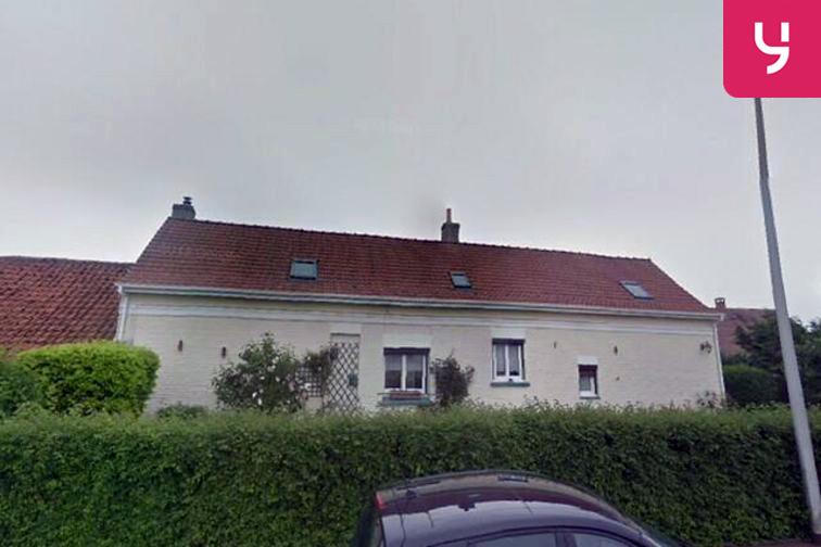 Parking Mairie - Calais 62100