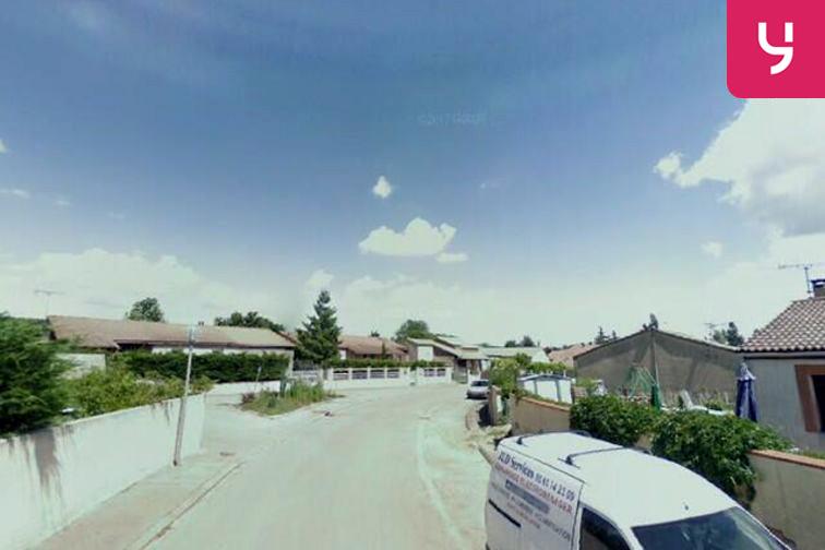 Parking Parc de la Poya - Castelginest en location
