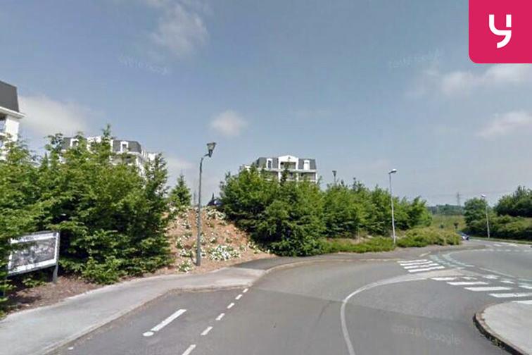 Parking Maison Médicale De La Monniais - Cesson-Sévigné location mensuelle