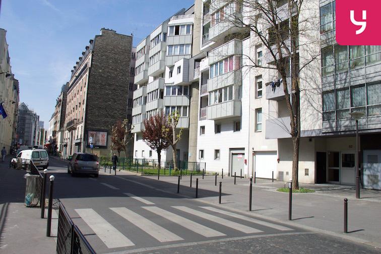 location parking garage rosa parks rue de l 39 ourcq. Black Bedroom Furniture Sets. Home Design Ideas