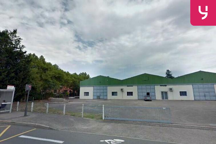 Parking Chateau observatoire Abbadia - Chaponost sécurisé