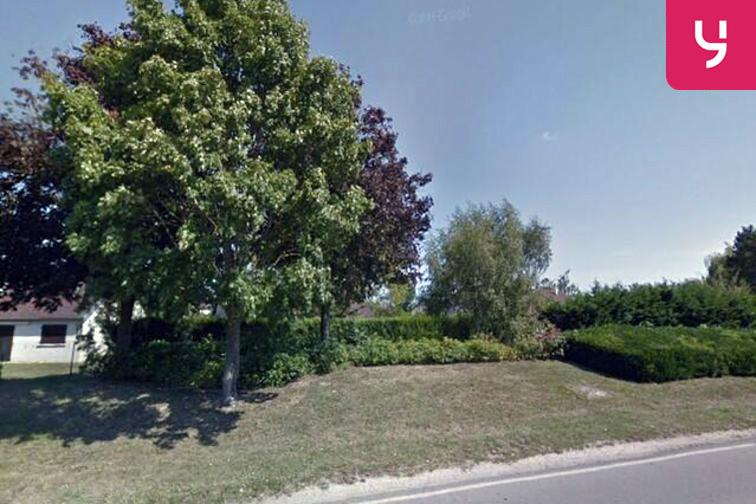 Parking Ecole maternelle Ez Alloueres - Chevigny-Saint-Sauveur souterrain