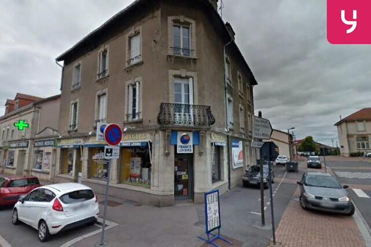 Parking Mairie - Conflans-en-Jarnisy caméra