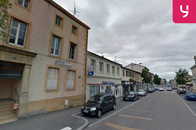 location parking Mairie - Conflans-en-Jarnisy