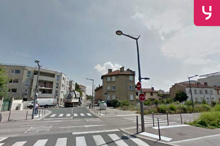 Parking College Joliot-Curie - Craponne caméra