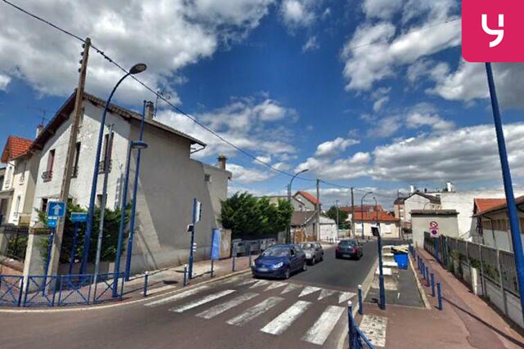 Parking Conservatoire de musique - Drancy boulevard de la Liberté