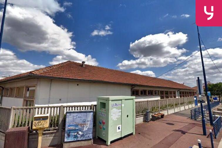 Parking Conservatoire de musique - Drancy location mensuelle