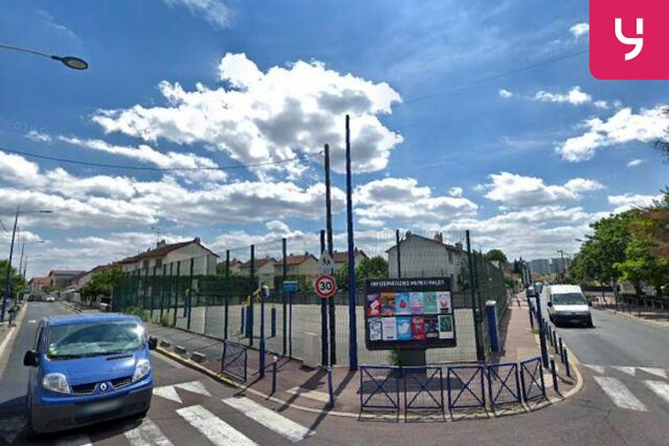 Parking Conservatoire de musique - Drancy garage