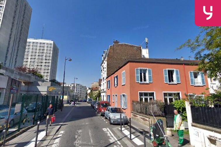 location parking Mairie - Ermont