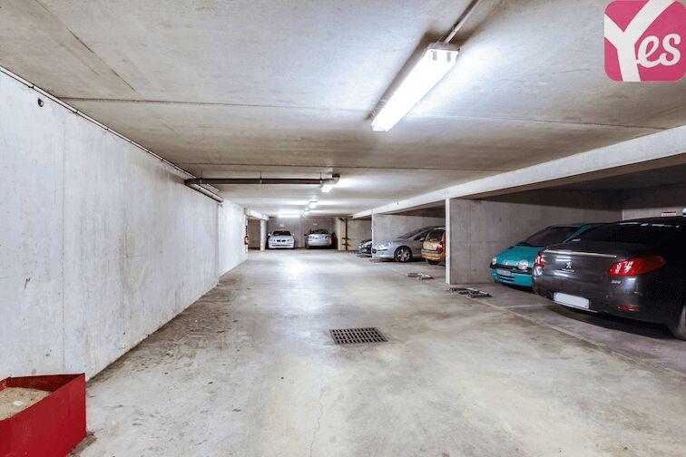 Parking Porte de Pantin - Quai de la Marne - Paris à louer
