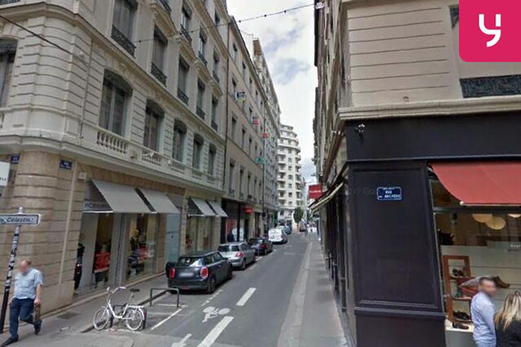Parking Gare de Givors Ville - Feyzin en location