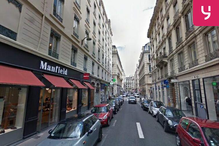 Parking Gare de Givors Ville - Feyzin location mensuelle