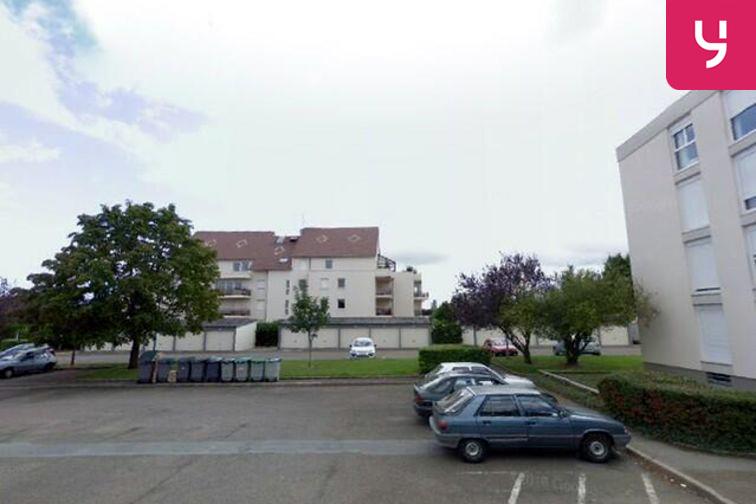 Parking Ecole elementaire Gaston Rouspel - Gevrey-Chambertin 21220