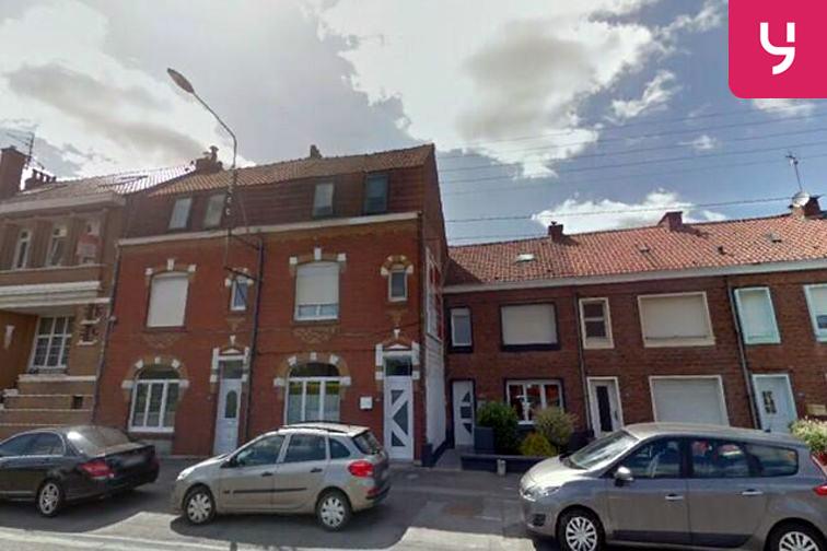 location parking Eglise Notre-Dame-de-Lourdes - Hazebrouck