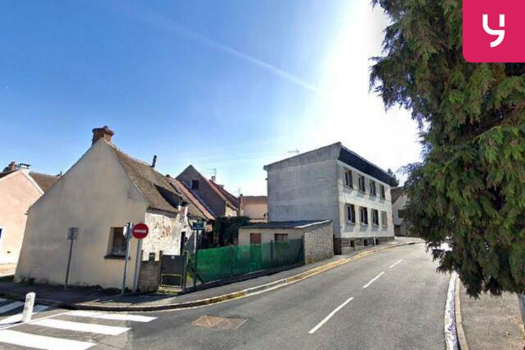 Parking La Norville-St-Germain lès Arpajon - La Norville caméra