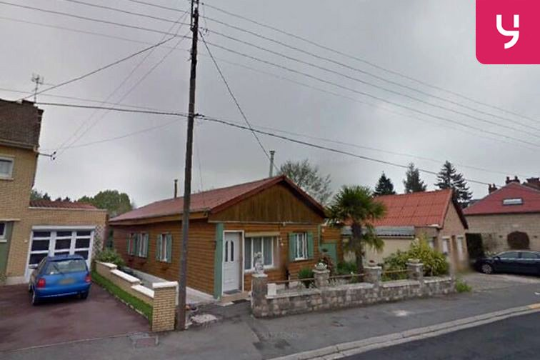 Parking Ecole maternelle Anne Frank - Lambres-lez-Douai caméra