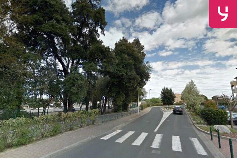 Parking Ecole elementaire Port Ariane - Lattes sécurisé