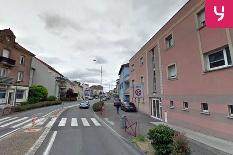 Parking Gare de Maizieres-les-Metz - Maizières-lès-Metz location