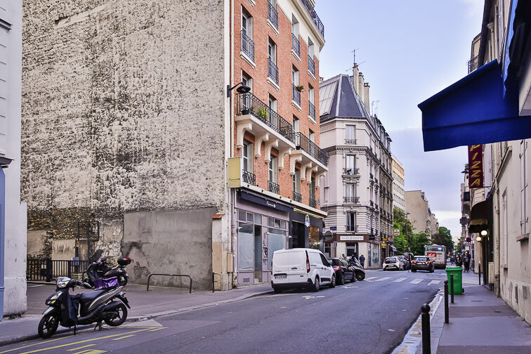 Location parking Volontaires - Dutot - Paris