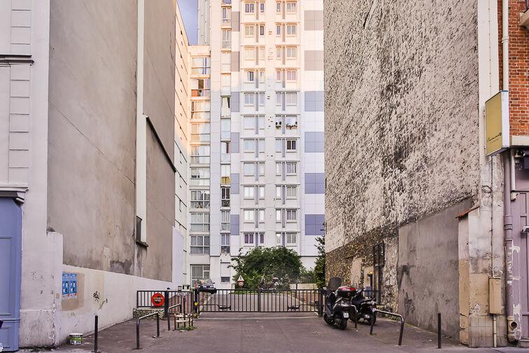 Parking Volontaires - Dutot - Paris Paris