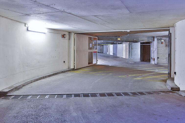 Parking Volontaires - Dutot - Paris souterrain