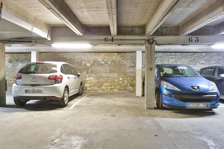 Parking Volontaires - Dutot - Paris 24/24 7/7