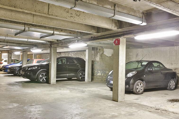 Parking Volontaires - Dutot - Paris location
