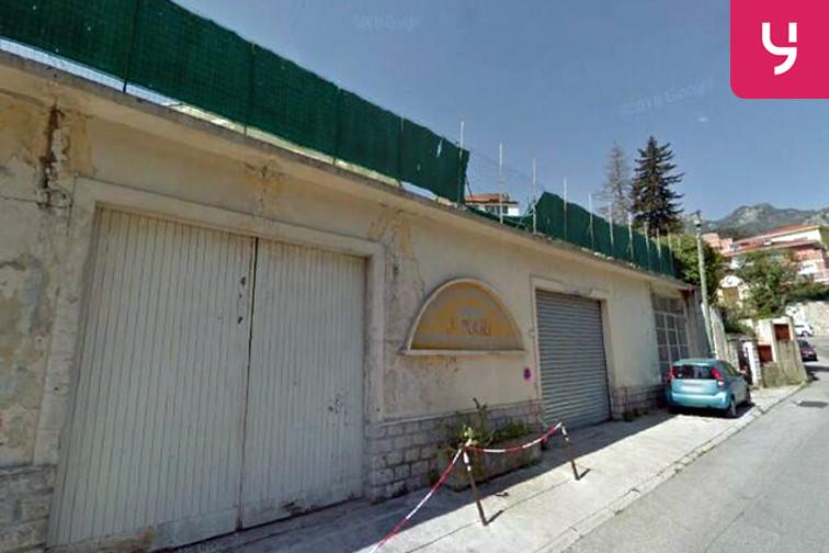 location parking Parc de l'Eboulement - Menton
