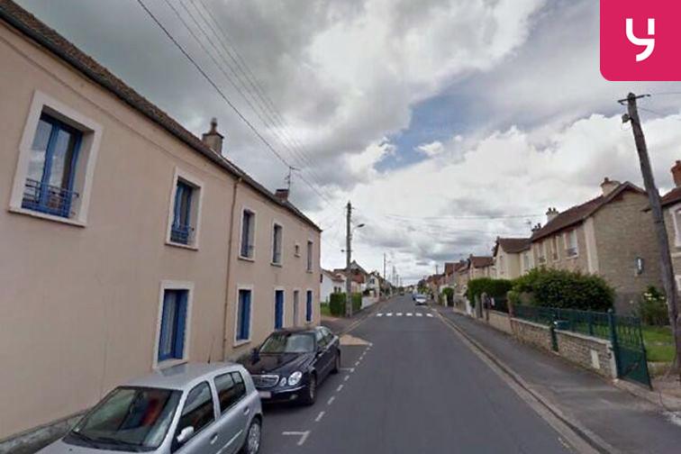 location parking Collège Boris Vian - Mézidon-Canon