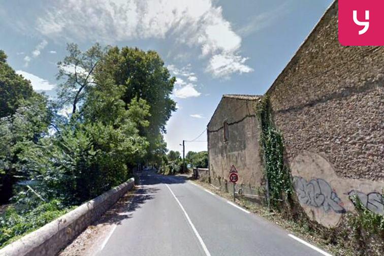 Parking Chemin des Pioch Rolis - Montferrier-sur-Lez route de Mende