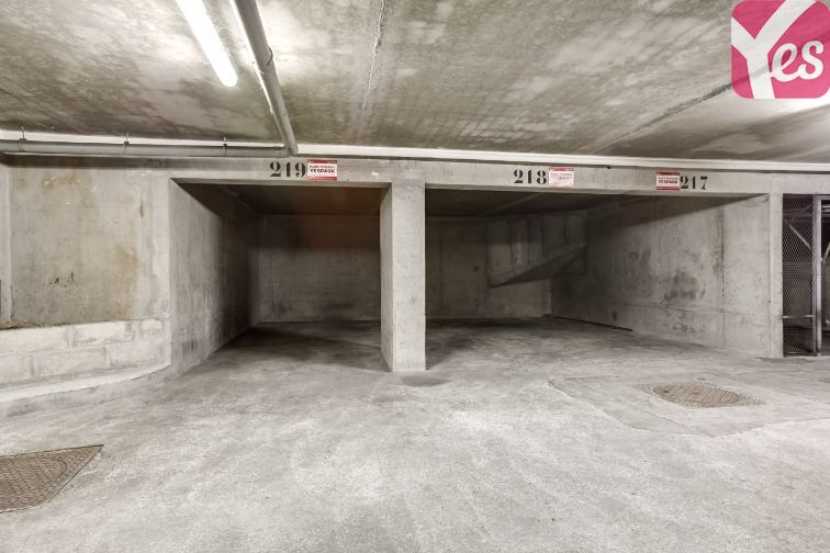 Parking Convention - Descartes - Paris location