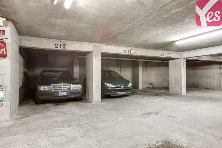 Parking Convention - Descartes - Paris Paris