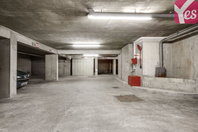 Parking Convention - Descartes - Paris avis
