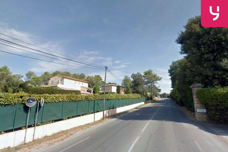 Parking Allée du redon - Mouans-Sartoux route de Valbonne à Mougins
