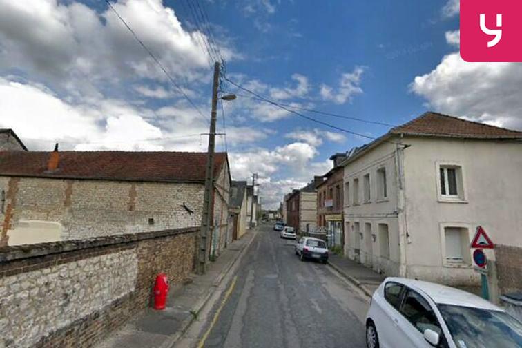 Parking Ecole Publique Louis Pasteur - Oissel 76350