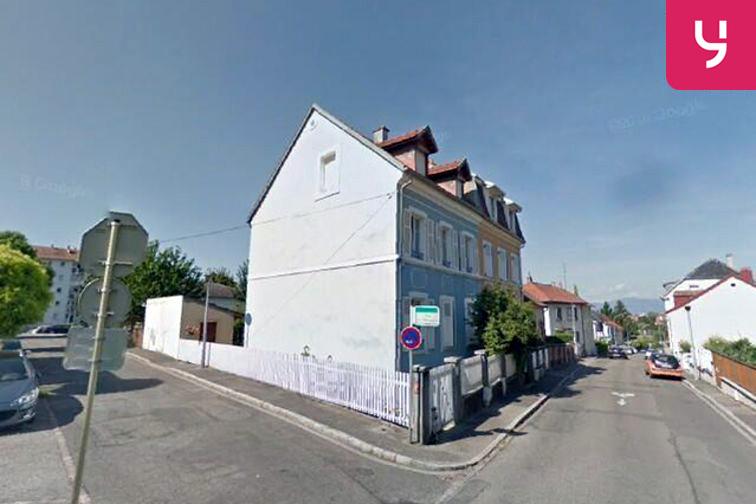 location parking École Lyautey - Riedisheim